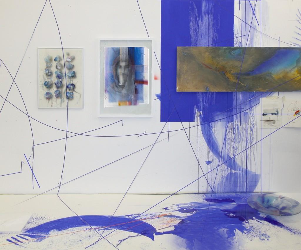 Sequenz Blau